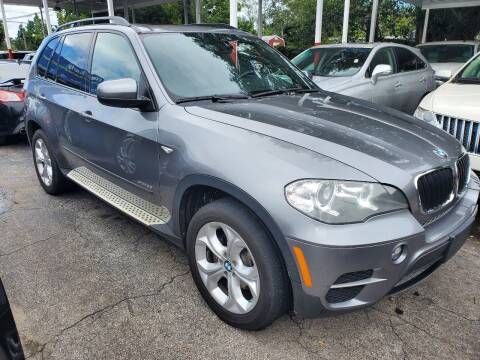 2012 BMW X5 for sale at America Auto Wholesale Inc in Miami FL