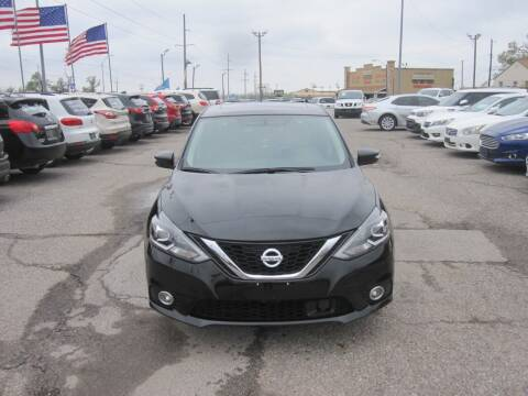 2016 Nissan Sentra for sale at T & D Motor Company in Bethany OK