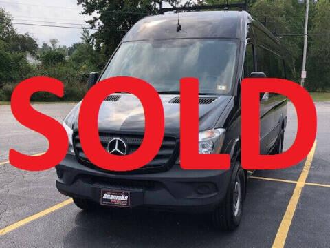 2016 Mercedes-Benz Sprinter Cargo for sale at Anamaks Motors LLC in Hudson NH
