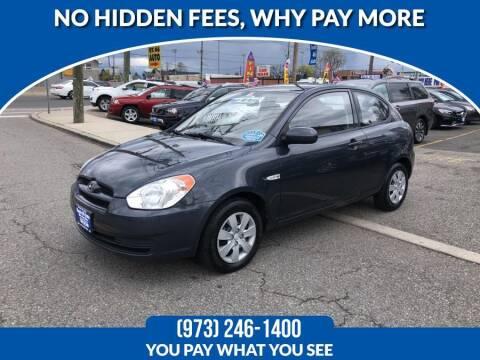 2010 Hyundai Accent for sale at Route 46 Auto Sales Inc in Lodi NJ