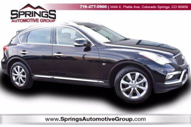 2017 Infiniti QX50 for sale in Englewood, CO