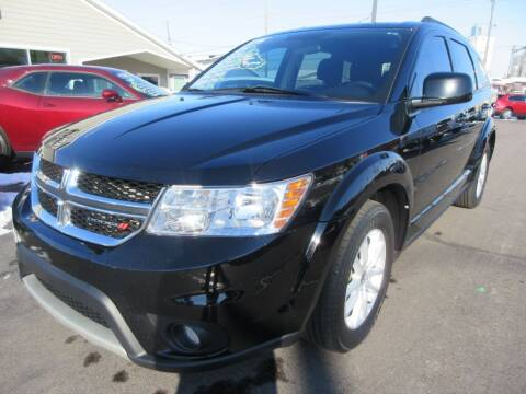 2014 Dodge Journey for sale at Dam Auto Sales in Sioux City IA
