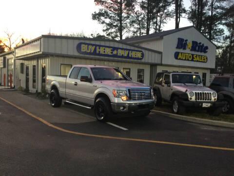 2011 Ford F-150 for sale at Bi Rite Auto Sales in Seaford DE