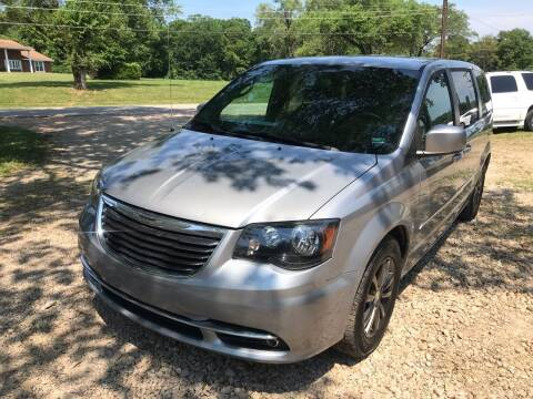 2015 Chrysler Town and Country for sale at Budget Auto Sales in Bonne Terre MO