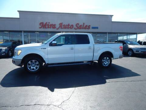 2010 Ford F-150 for sale at Mira Auto Sales in Dayton OH