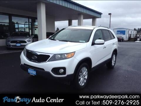 2011 Kia Sorento for sale at PARKWAY AUTO CENTER AND RV in Deer Park WA