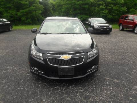 2014 Chevrolet Cruze for sale at Discount Auto World in Morris IL