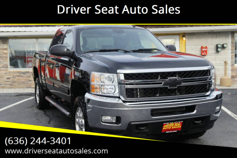 2011 Chevrolet Silverado 2500HD for sale at Driver Seat Auto Sales in St. Charles MO