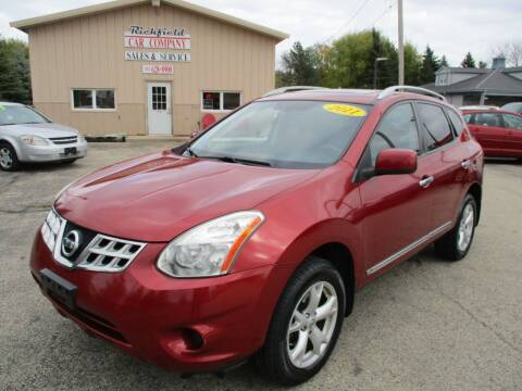 2011 Nissan Rogue for sale at Richfield Car Co in Hubertus WI
