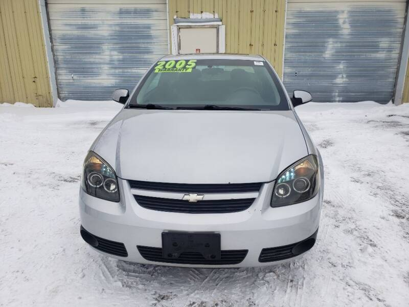 2005 Chevrolet Cobalt for sale at LOT 51 AUTO SALES in Madison WI