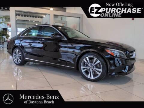 2020 Mercedes-Benz C-Class for sale at Mercedes-Benz of Daytona Beach in Daytona Beach FL