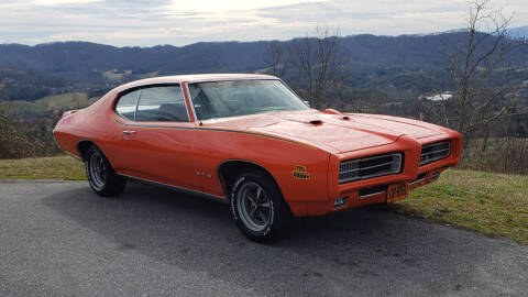 1969 Pontiac Le Mans for sale at Rare Exotic Vehicles in Weaverville NC