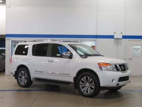 2015 Nissan Armada for sale at Terry Lee Hyundai in Noblesville IN