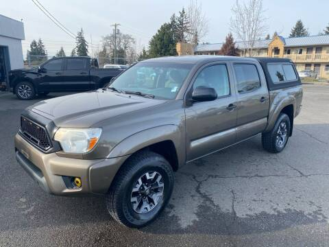 2012 Toyota Tacoma for sale at Vista Auto Sales in Lakewood WA
