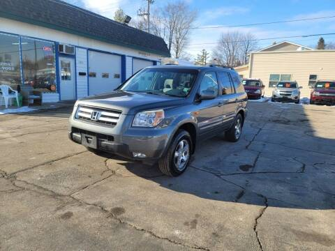 2008 Honda Pilot for sale at MOE MOTORS LLC in South Milwaukee WI
