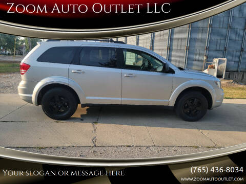 2009 Dodge Journey for sale at Zoom Auto Outlet LLC in Thorntown IN
