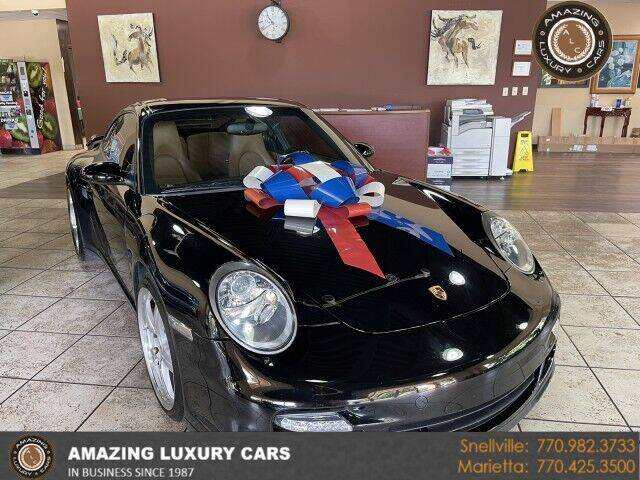 2008 Porsche 911 for sale at Amazing Luxury Cars in Snellville GA