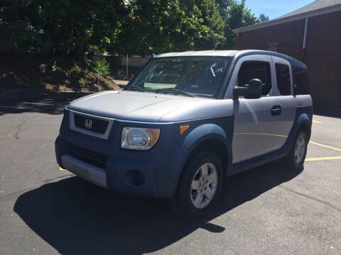 2005 Honda Element for sale at Drive Deleon in Yonkers NY