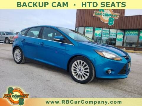 2012 Ford Focus for sale at R & B Car Company in South Bend IN