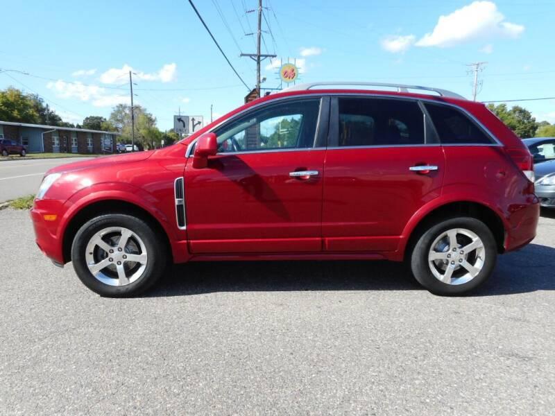 2012 Chevrolet Captiva Sport for sale at O K Used Cars in Sauk Rapids MN