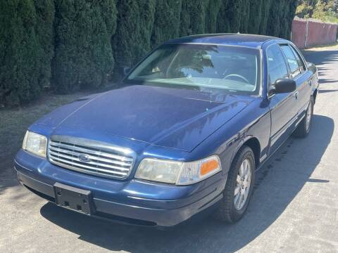 2006 Ford Crown Victoria for sale at River City Auto Sales Inc in West Sacramento CA