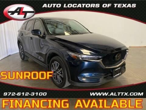 2017 Mazda CX-5 for sale at AUTO LOCATORS OF TEXAS in Plano TX