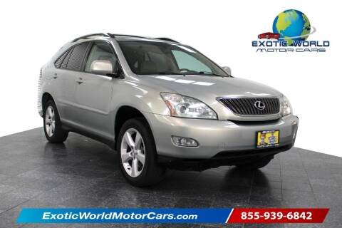 2005 Lexus RX 330 for sale at Exotic World Motor Cars in Addison TX