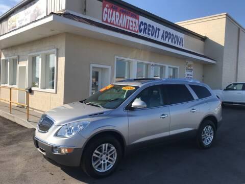 2008 Buick Enclave for sale at Suarez Auto Sales in Port Huron MI