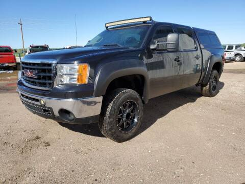2009 GMC Sierra 1500 for sale at HORSEPOWER AUTO BROKERS in Fort Collins CO