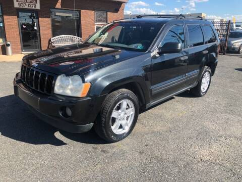 2005 Jeep Grand Cherokee for sale at Nicks Auto Sales in Philadelphia PA