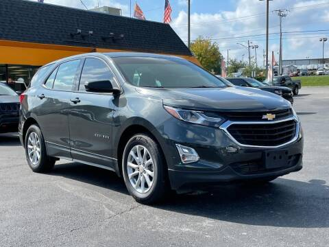 2018 Chevrolet Equinox for sale at Ole Ben Franklin Motors Clinton Highway in Knoxville TN