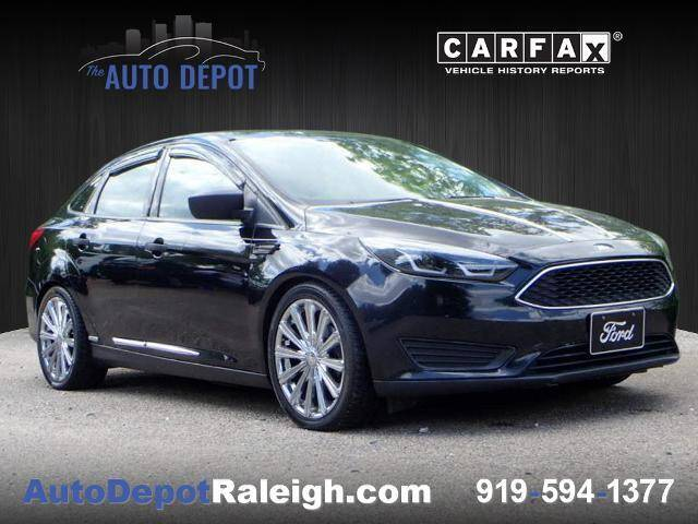 2016 Ford Focus for sale at The Auto Depot in Raleigh NC