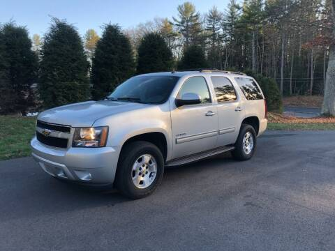 2011 Chevrolet Tahoe for sale at DON'S AUTO SALES & SERVICE in Belchertown MA