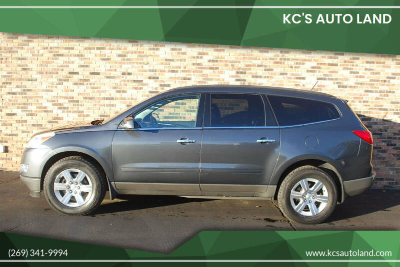 2011 Chevrolet Traverse for sale at KC'S Auto Land in Kalamazoo MI