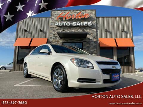 2011 Chevrolet Malibu for sale at HORTON AUTO SALES, LLC in Linn MO