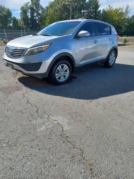 2011 Kia Sportage for sale at Auto Credit Xpress in North Little Rock AR
