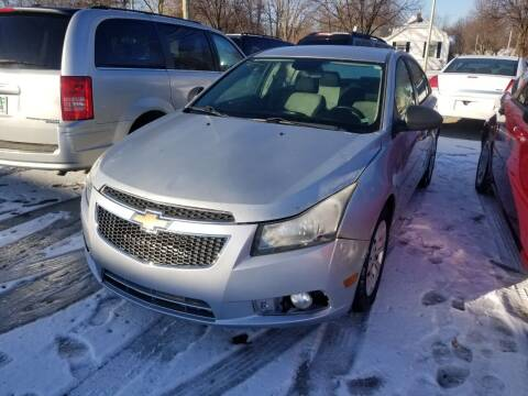 2013 Chevrolet Cruze for sale at D & D All American Auto Sales in Mt Clemens MI