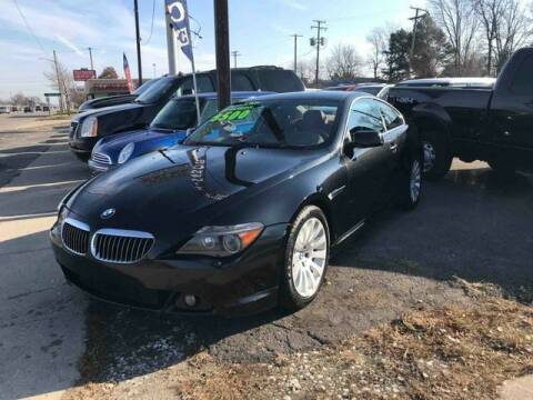 2004 BMW 6 Series for sale at Mastro Motors in Garden City MI