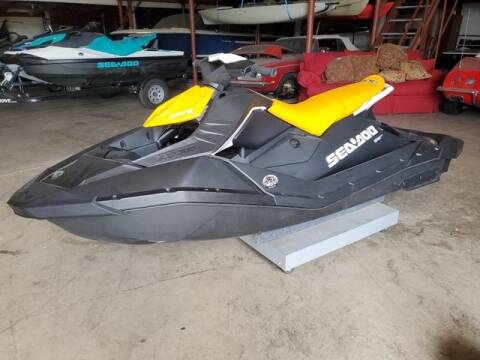 2021 Sea-Doo/BRP Spark 3-up 900 HO