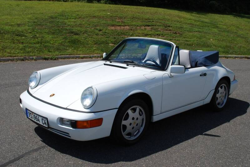 1991 Porsche 911 for sale at New Milford Motors in New Milford CT