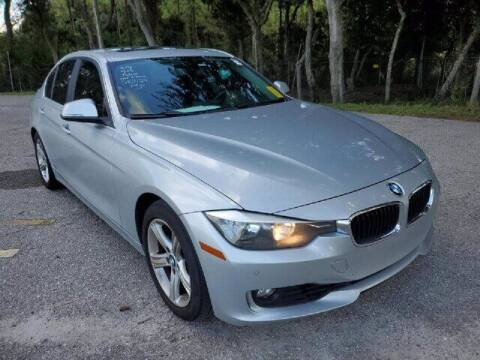 2015 BMW 3 Series for sale at Hickory Used Car Superstore in Hickory NC
