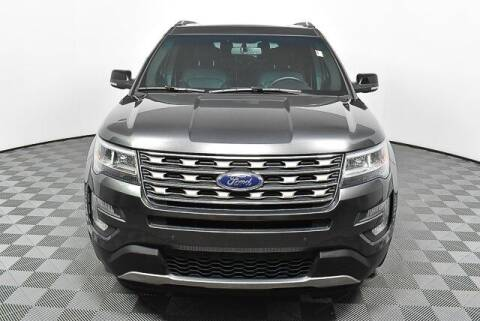 2017 Ford Explorer for sale at Southern Auto Solutions-Jim Ellis Volkswagen Atlan in Marietta GA