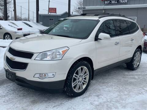 2011 Chevrolet Traverse for sale at Capitol Auto Sales in Lansing MI