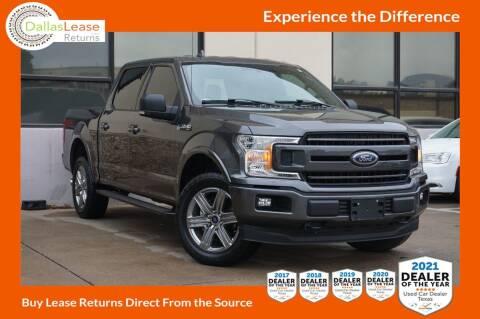 2018 Ford F-150 for sale at Dallas Auto Finance in Dallas TX