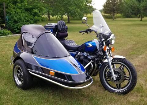 1982 Honda CB-900 for sale at Hooked On Classics in Watertown MN