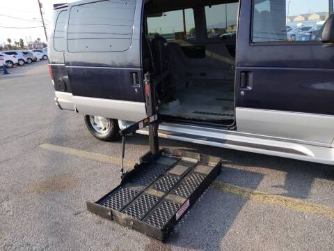 2000 Ford E-150 for sale at Car Spot in Las Vegas NV