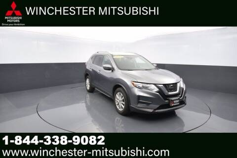 2019 Nissan Rogue for sale at Winchester Mitsubishi in Winchester VA