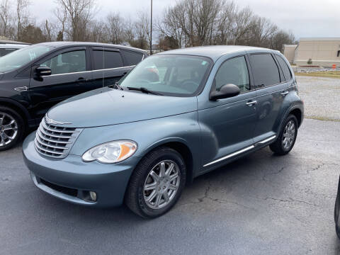 2010 Chrysler PT Cruiser for sale at McCully's Automotive - Under $10,000 in Benton KY