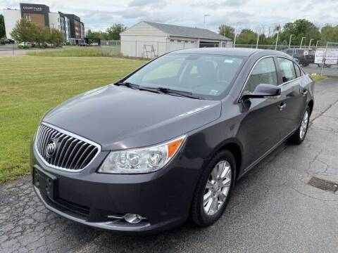 2013 Buick LaCrosse for sale at Cappellino Cadillac in Williamsville NY
