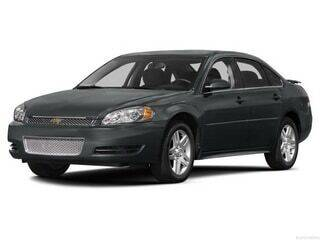 2016 Chevrolet Impala Limited for sale at Jensen's Dealerships in Sioux City IA